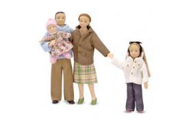 Семья для Викторианского домика Melissa & Doug