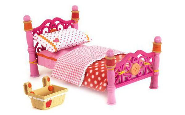 Как сделать кровать для лалалупси
