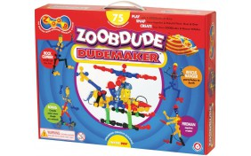 Конструктор Dude: DUDEMAKER ZOOB - 75