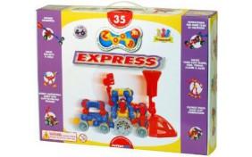 Конструктор JR. Express ZOOB - 35