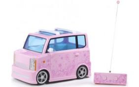 """Машинка для кукол серии """"Модная зима"""" на радиоуправлении (27 МГц) BRATZ"""