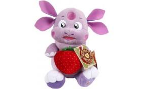 """Мягкая игрушка """"Лунтик с клубничкой"""" Мульти-Пульти"""