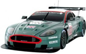 Автомобиль на радиоуправлении - ASTON MARTIN - DB9 Racing - Auldey