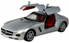Автомобиль на радиоуправлении - MERCEDES-BENZ-SLS-AMG - Auldey