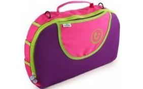 Многофункциональная сумка 3-в-1 TOTE BAG PINK TRUNKI