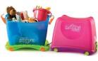Ящик для игрушек 4 в 1 TOY BOX PINK TRUNKI