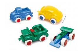 Джипы и машинки 14см Viking Toys