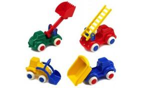 Машинки и техника 14см Viking Toys