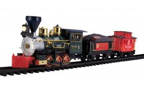 Поезд Сильверадо экспресс EZ-Tec