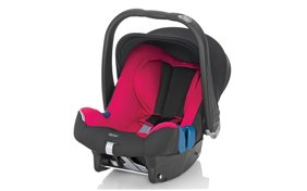 Автокресло Romer - Baby-Safe Plus II