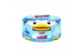 Влажные салфетки для младенцев Goo.N - в коробке