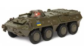 Модель Технопарк - БТР-80
