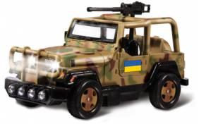 Модель Технопарк - Военный внедорожник