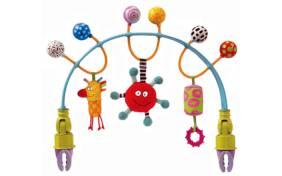 Дуга для коляски Taf Toys - Цветные шарики