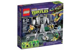 Буйство робота Бакстера LEGO Teenage Mutant Ninja Turtles 79105