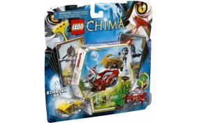 Бойцы Чи - Lego Chima 70113