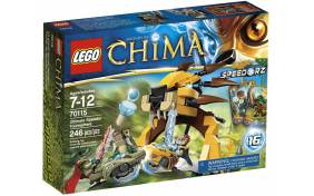 Финальный поединок - Lego Chima 70115