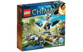 Замок клана Орлов - Lego Chima 70011