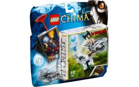 Ледяная Башня - Lego Chima 70106