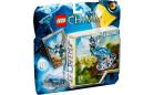 Затяжной прыжок - Lego Chima 70105