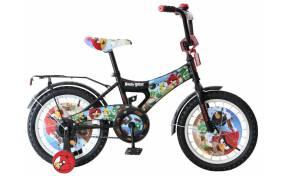 Детский велосипед - Angry Birds