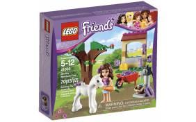 Маленькая лошадка Оливии - Lego Friends 41003