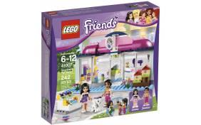 СПА - салон для питомцев - Lego Friends 41007