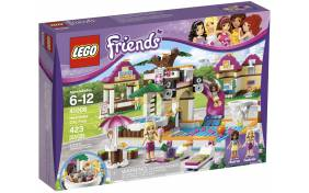 Городской бассейн - Lego Friends 41008
