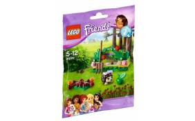 Норка ёжика - Lego Friends 41020