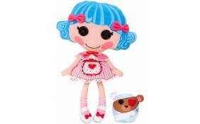 Мягкая кукла Доброе сердечко LALALOOPSY