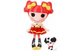 Мягкая кукла Искорка LALALOOPSY