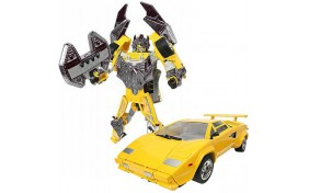 Робот-трансформер Roadbot - Lamborghini Countach - 1:24