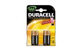Батарейка Duracell (AAA) LR-3 2400 NEW  - 4 шт