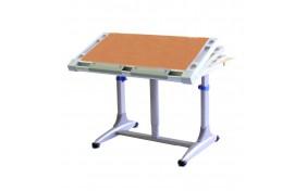 Детский стол Растишка GoodWin KD-338M Comf-Pro - груша