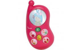 Интерактивная игрушка Ouaps Телефон Мими - русский