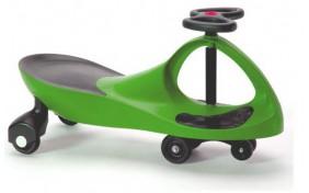 BibiCar Детская машинка, зеленый