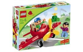 Мой первый самолет Lego Duplo