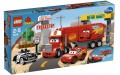 Путешествие Мака Lego Duplo Cars