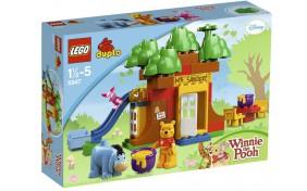 Дом Медвежонка Винни Lego Duplo
