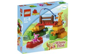Экспедиция Тигрули Lego Duplo