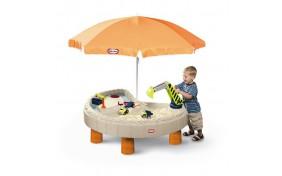 Песочница-стол Веселая стройка Little Tikes