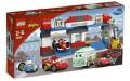 Пит-стоп Lego Duplo Cars 2