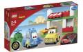 Итальянский городок Луиджи Lego Duplo Cars 2