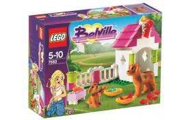 Веселый щенок Lego Belville