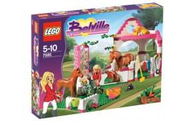 Конюшня Lego Belville