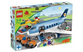 Аэропорт Lego Duplo