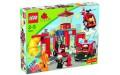 Пожарная станция Lego Duplo