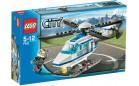 Полицейский вертолет Lego City
