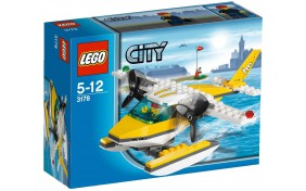 Гидросамолет Lego City