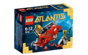 Океанический Спидер Lego Atlantis